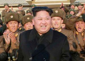Kim Jong Un. Image-KCNA file photo