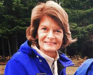 Senator Lisa Murkowski announced staff changes in Washington D.C. and Anchorage today. Image-Office of Senator Murkowski