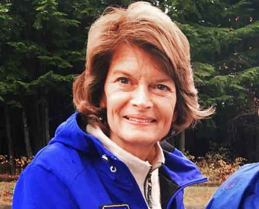 Senator Lisa Murkowski announced staff changes in Washington D.C. and Anchorage today. Image-Office of Senator Murkowski