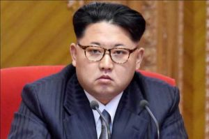 North Korean leader Kim Jong Un. Image-KCNA
