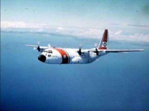 United States Coast Guard C-130.Image-USCG