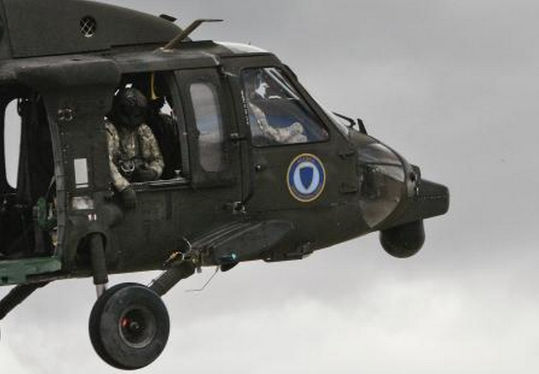 1st Battalion, 207th Aviation Regiment UH-60 Black Hawk. Image-DVIDS