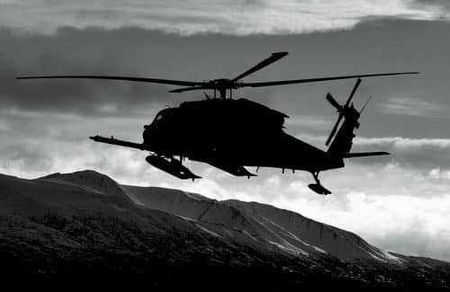 Alaska Air National Guard Airmen Rescue Hunter near Eagle River
