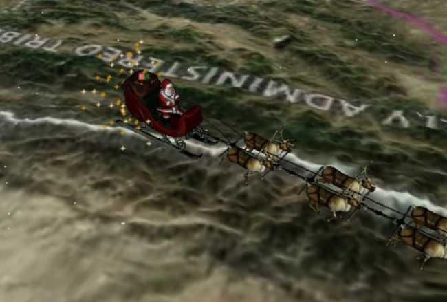 NORAD is Tracking Santa Despite Government Shutdown