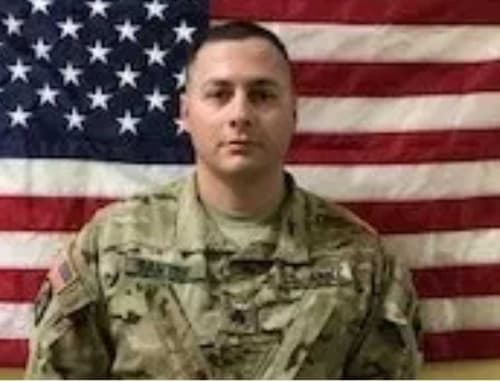 33-year-old Fort Wainwright U.S. Army soldier, Sgt. Brian Sawyer died at Joint Base Lewis McCord from injuries sustained in Alaska. Image-US Army