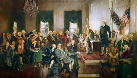 Today's Democracy Isn't Exactly What Wealthy US Founding Fathers Envisioned