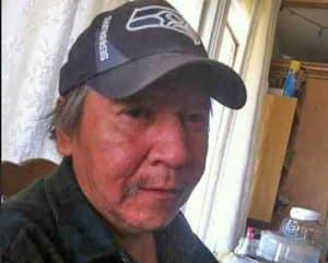 55-year-old Reginald Skeek Jr went missing on Wednesday afternoon. Image-Facebook Profiles