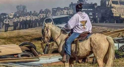 Hackers Stole Nearly Quarter Million Dollars 'Our Revolution' Raised for Standing Rock Protests