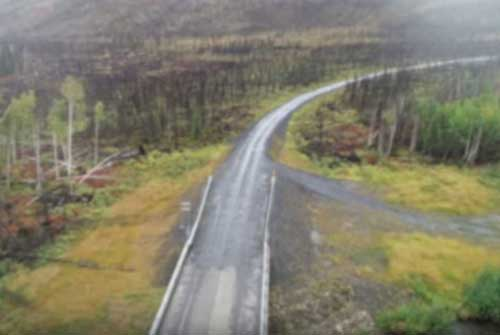 Tanana Road Provides Two Years of Cheaper Freight and Travel