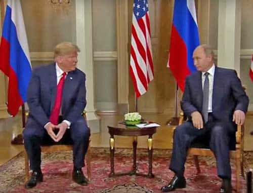 Trump says he misspoke, believes Russian Federation did intervene in 2016 election