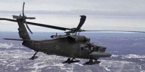 An Alaska Army National Guard UH-60 Black Hawk helicopter. Image-Sgt. Balinda O'Neal Dresel/Alaska National Guard Public Affairs