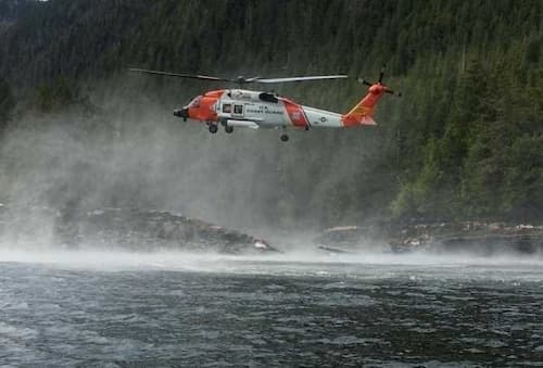 One Perishes, One Rescued in Lynn Canal Capsizing