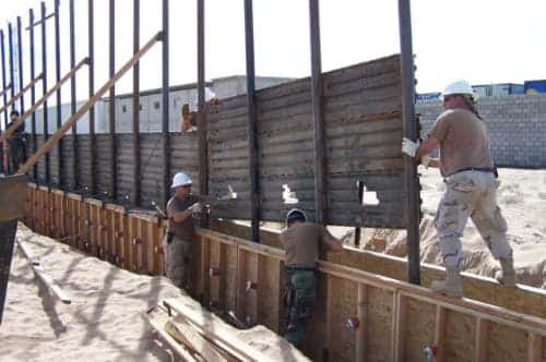 US Military Approves Border Wall Expansion