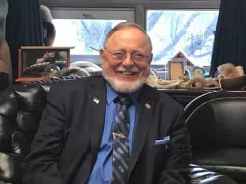 Representative Don Young. Image-Office of Don Young