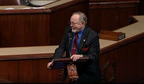 Congressman Don Young Fights for Alaska's Fishermen, Reintroduces Magnuson-Stevens Act Reauthorization
