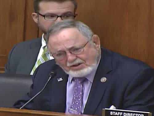 Marine Debris Legislation Sponsored by Congressman Young Passes Out of Committee