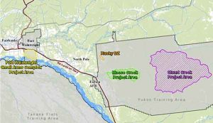 Map of areas that were part of prescribed burning. Image-akfireinfo